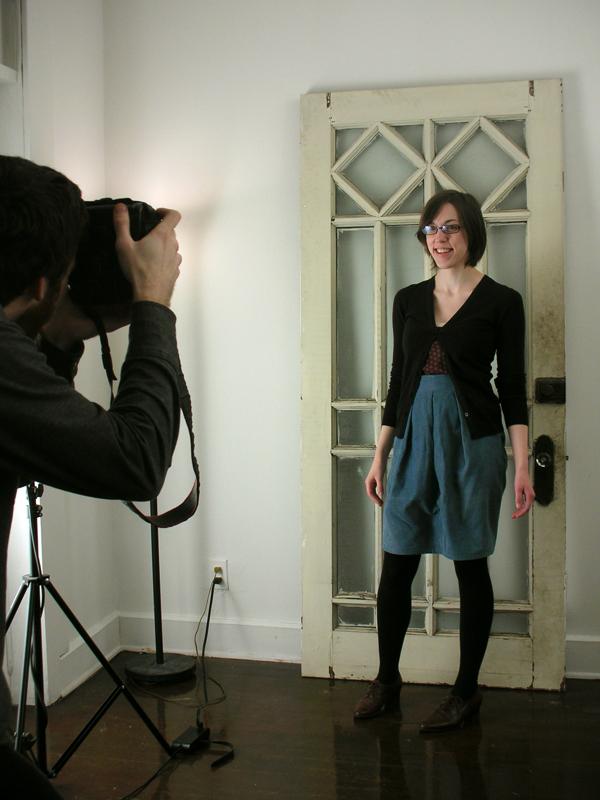 tulip-skirt, remade