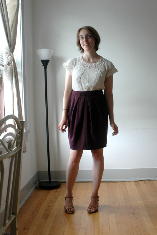 self-stitched-september: Days 1-4