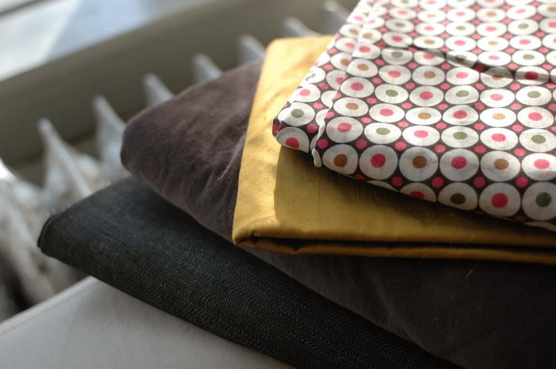 mmmm, new fabrics