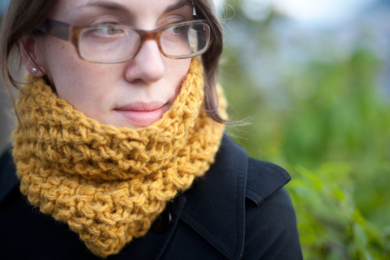 seasonally inappropriate knitting
