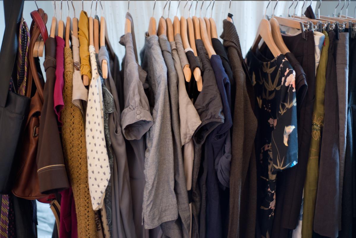 a wardrobe peek